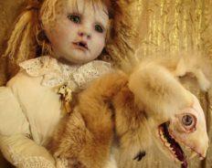 La Lolita Loba and Pet